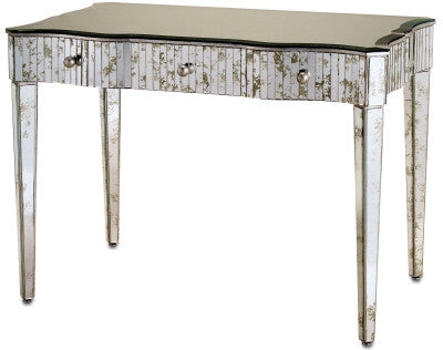 Gilda Vanity Table design by Currey & Company