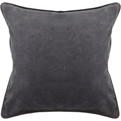 chandra pillow grey