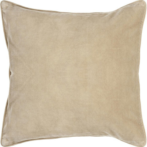 Handmade Contemporary Pillow, Beige design by Chandra Rugs