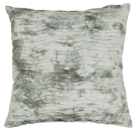 Cotton Pillow in Light Grey design by Chandra rugs