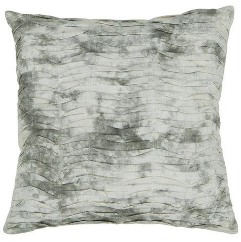 Handmade Contemporary Pillow, Grey design by Chandra Rugs