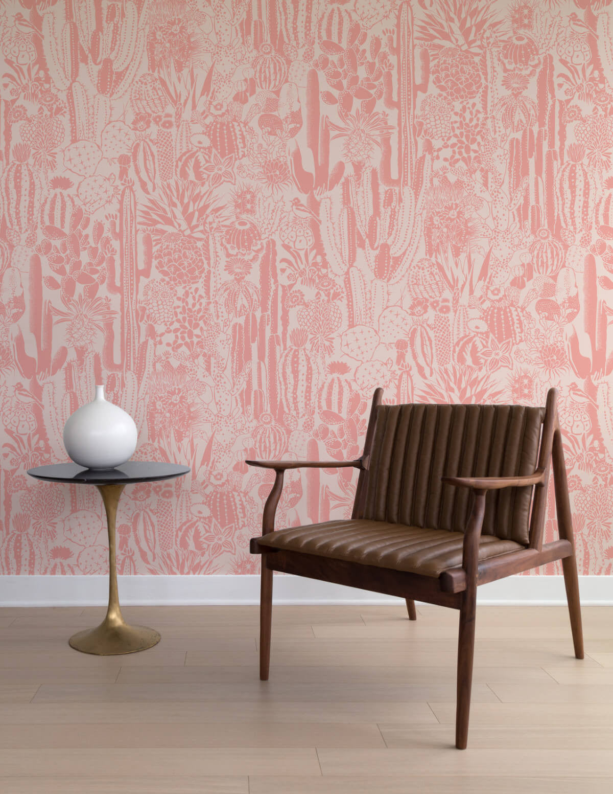 pink wallpaper - classic and contemporary looks for your space