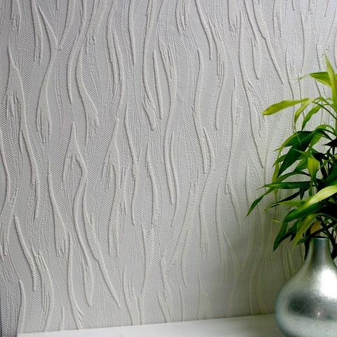 Caiger Paintable Textured Wallpaper Design By Brewster Home Fashions ...