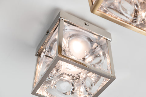 Calvin Led Flush Mount by Hudson Valley Lighting