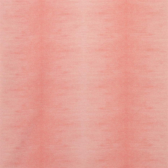 Sample Calypso Fabric in Coral Pink by Nina Campbell for Osborne & Little