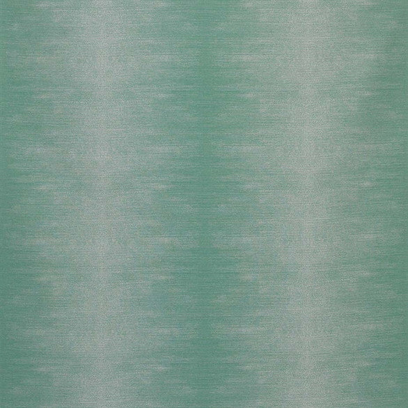 Sample Calypso Fabric in Teal by Nina Campbell for Osborne & Little
