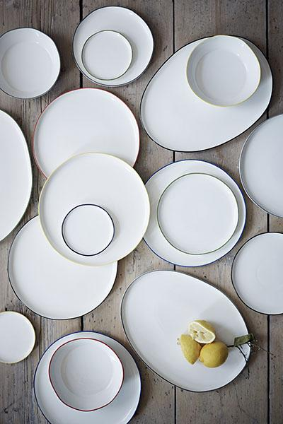 Abbesses Platter in Various Colors & Sizes