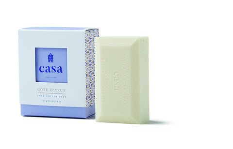CÔTE D'AZUR Shea Butter Soap design by Casa