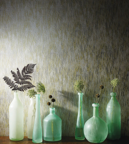 Cascade Wallpaper from the Fantasque Collection by Osborne & Little