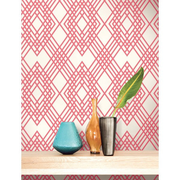 Cayman Wallpaper from the Tortuga Collection by Seabrook Wallcoverings