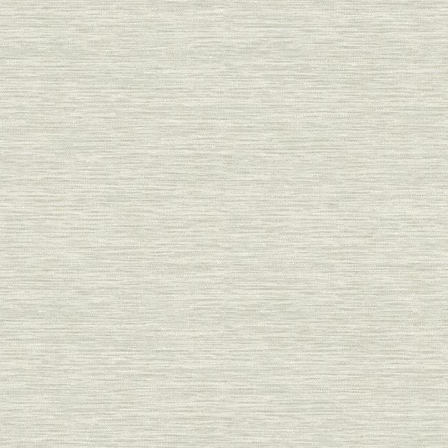 Sample Challis Woven Wallpaper in Beige from the Impressionist Collection by York Wallcoverings