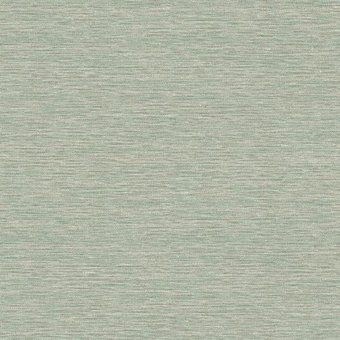 Challis Woven Wallpaper in Green from the Impressionist Collection by York Wallcoverings
