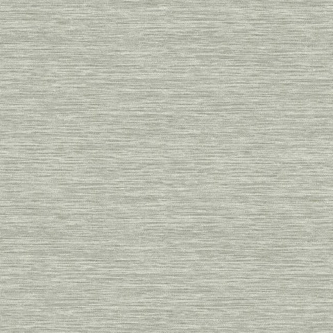 Challis Woven Wallpaper in Grey from the Impressionist Collection by York Wallcoverings