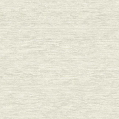 Challis Woven Wallpaper in Ivory from the Impressionist Collection by York Wallcoverings
