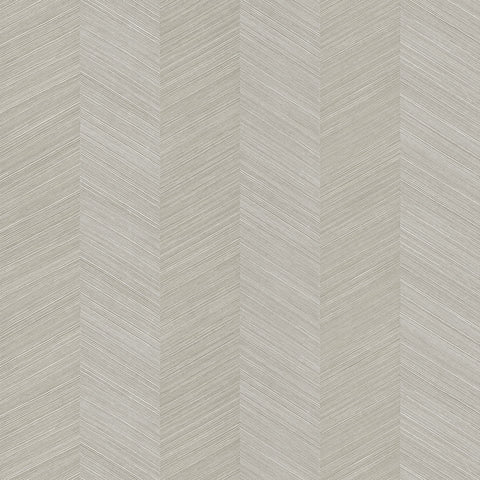 Chevy Hemp Wallpaper in Durum from the More Textures Collection by Seabrook Wallcoverings