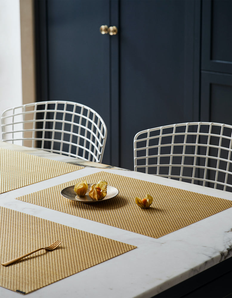 Basketweave Placemats by Chilewich