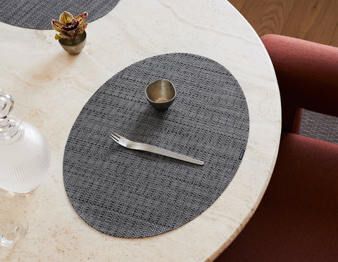 Thatch Oval Placemats by Chilewich