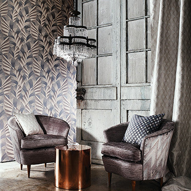 Chrysler Wallpaper from the Fantasque Collection by Osborne & Little