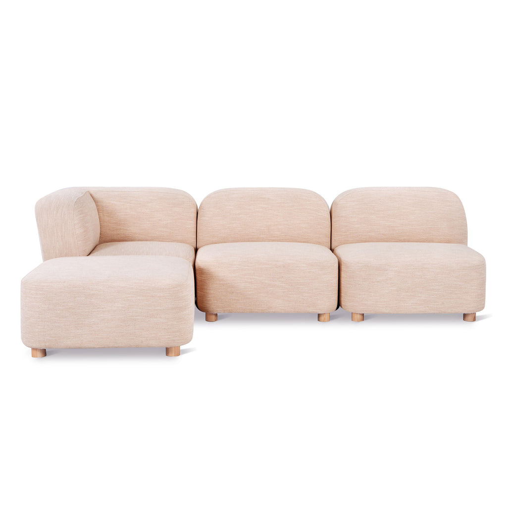 Circuit Modular 4 Piece Sectional by Gus Modern