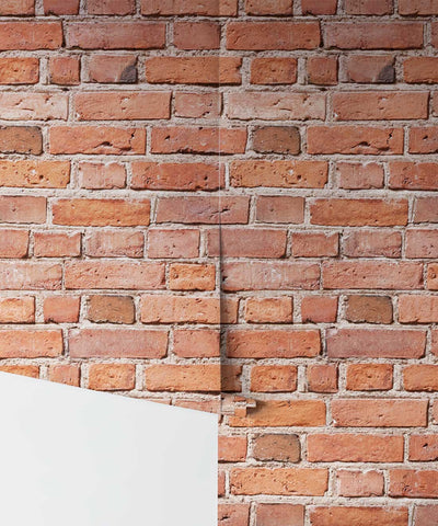 Classic Red Bricks Wallpaper from the Kemra Collection by Milton & King