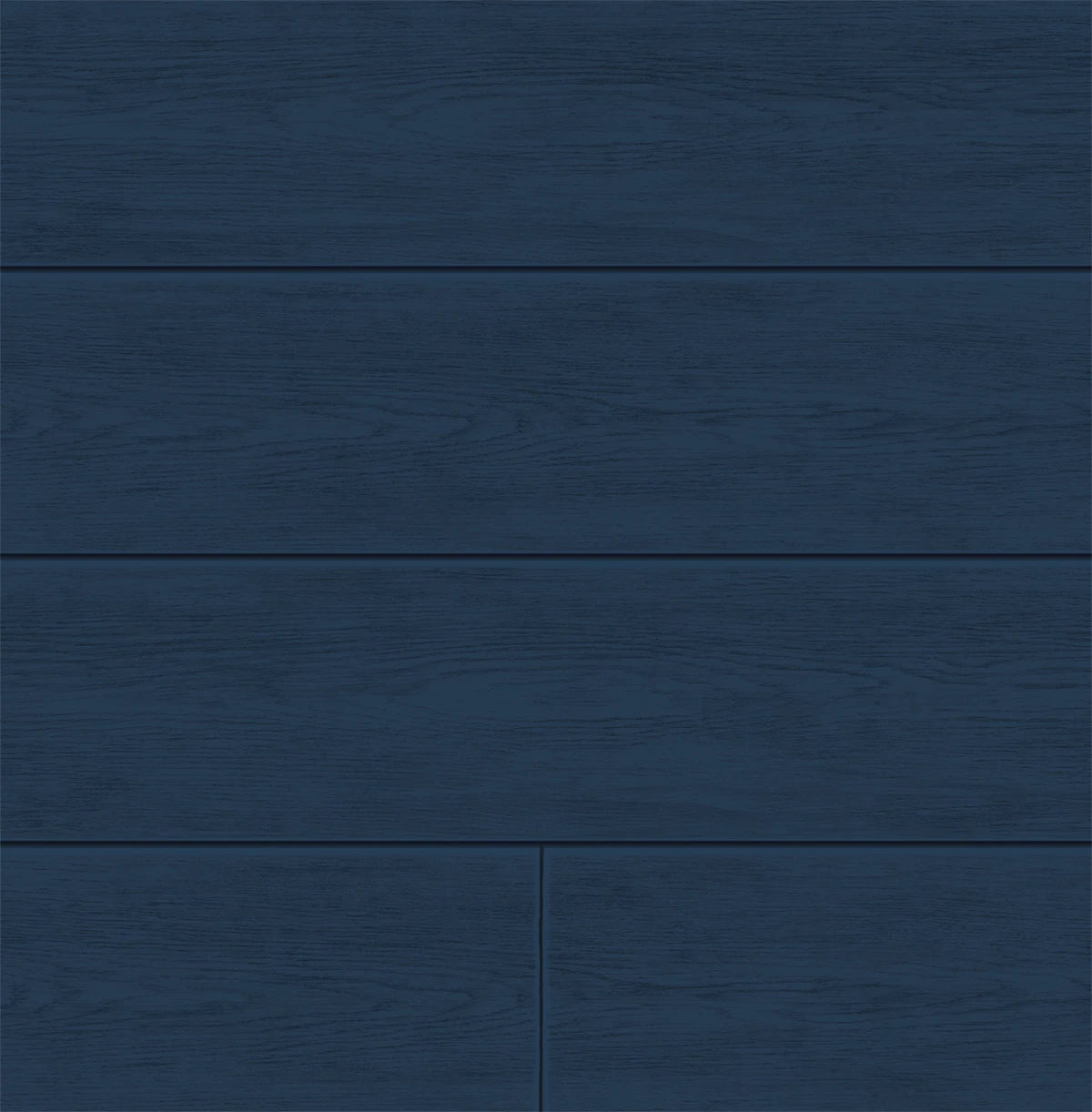 Coastal Blue Shiplap Peel And Stick Wallpaper By Nextwall Burke Decor