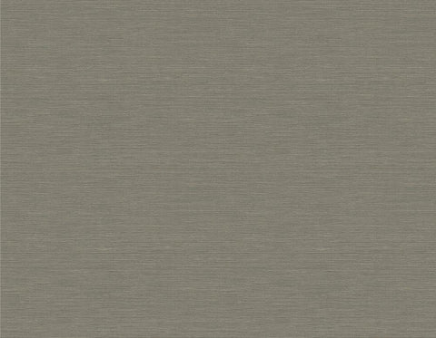 Coastal Hemp Wallpaper in Graphite from the Texture Gallery Collection by Seabrook Wallcoverings