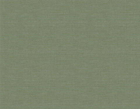 Coastal Hemp Wallpaper in Spruce Green from the Texture Gallery Collection by Seabrook Wallcoverings