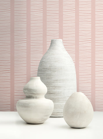 Coastline Wallpaper from the Beach House Collection by Seabrook Wallcoverings