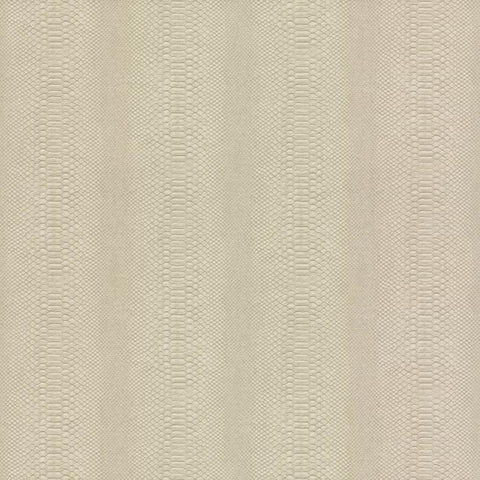 Cobra Wallpaper in Beige from the Urban Oasis Collection by York Wallcoverings