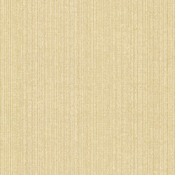 Sample Comares Beige Stripe Texture Wallpaper from the Alhambra Collection by Brewster Home Fashions