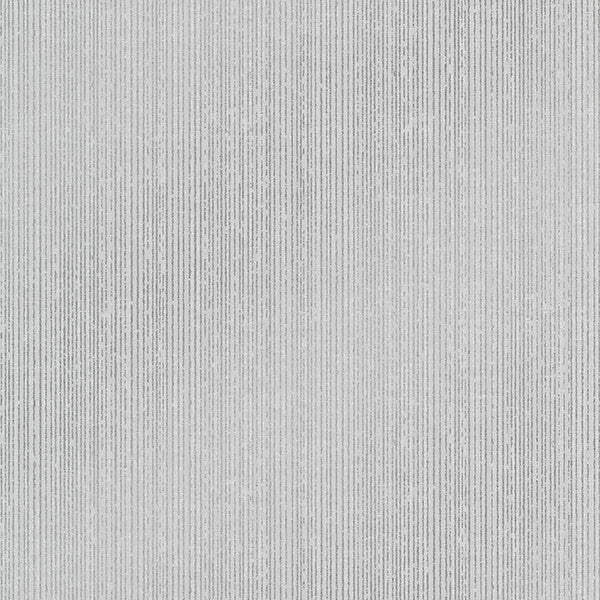 Sample Comares Pewter Stripe Texture Wallpaper from the Alhambra Collection by Brewster Home Fashions