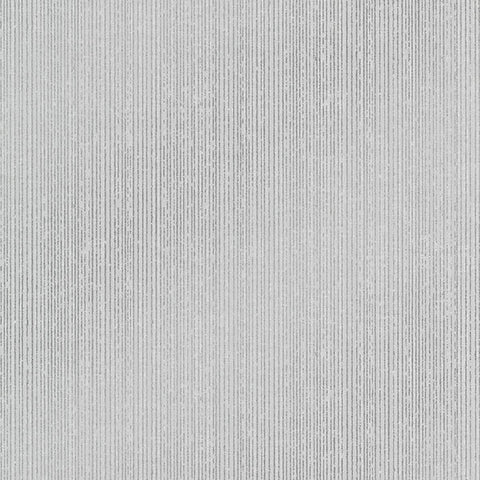 Comares Pewter Stripe Texture Wallpaper from the Alhambra Collection by Brewster Home Fashions