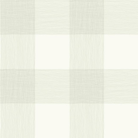 Common Thread Wallpaper in Greys and Ivory from Magnolia Home Vol. 2 by Joanna Gaines
