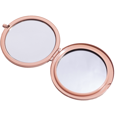 Pink Compact Mirror design by Odeme