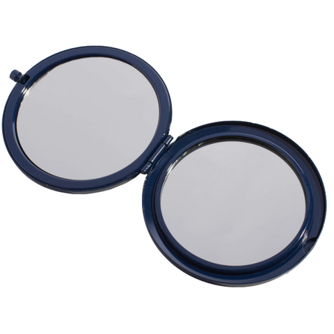 Navy Compact Mirror design by Odeme