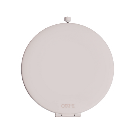 White Compact Mirror design by Odeme