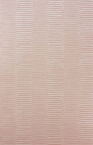 Concertina Wallpaper in Copper by Nina Campbell for Osborne & Little