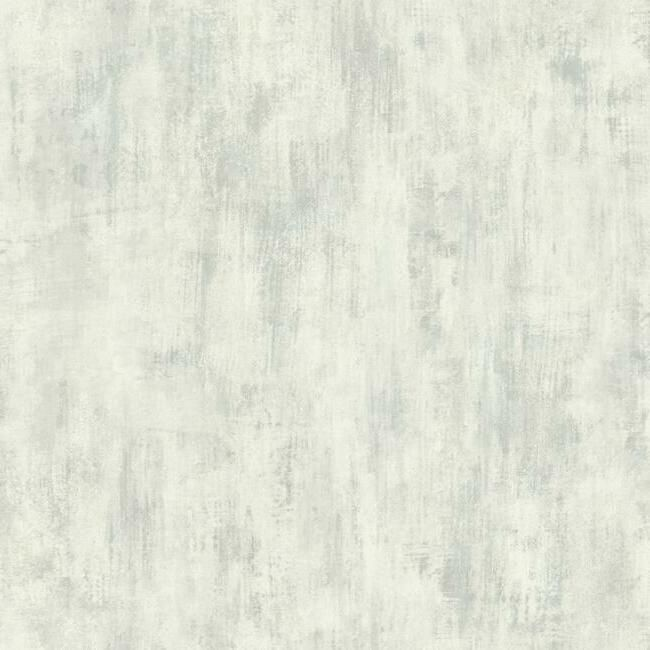 Sample Concrete Patina Wallpaper in Grey and White by Antonina Vella for York Wallcoverings