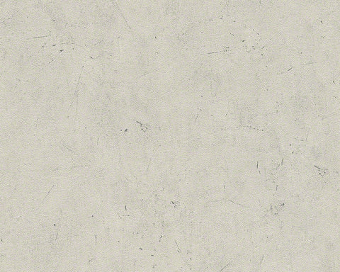 Concrete Wallpaper in Beige design by BD Wall