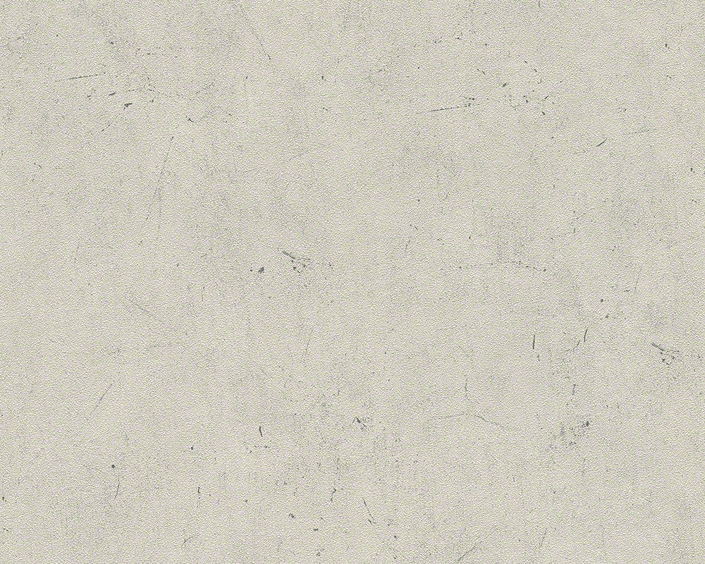 Sample Concrete Wallpaper in Beige design by BD Wall