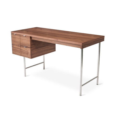 Conrad Desk in Walnut design by Gus Modern