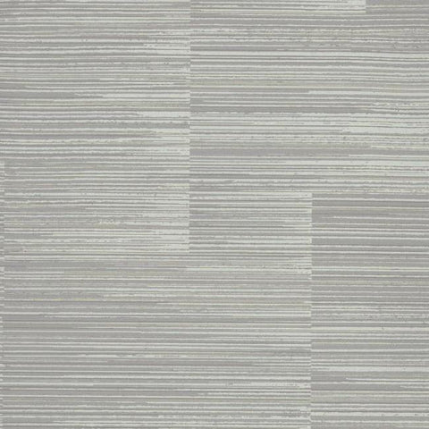 Convergence Wallpaper in Smoke from the Moderne Collection by Stacy Garcia for York Wallcoverings