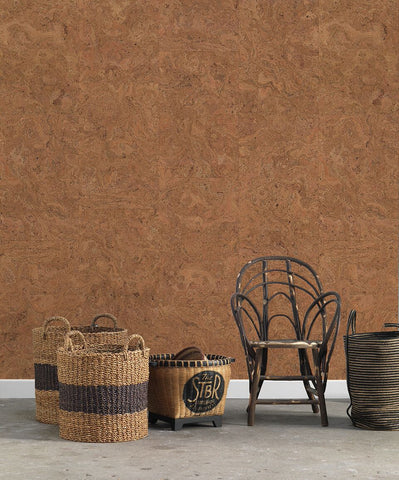 Cork Wallpaper design by Piet Hein Eek for NLXL Lab