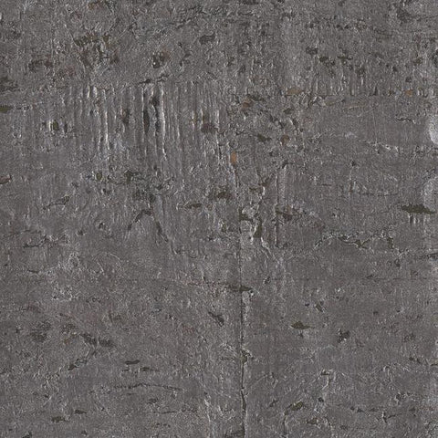 Cork Wallpaper in Silver design by Candice Olson for York Wallcoverings