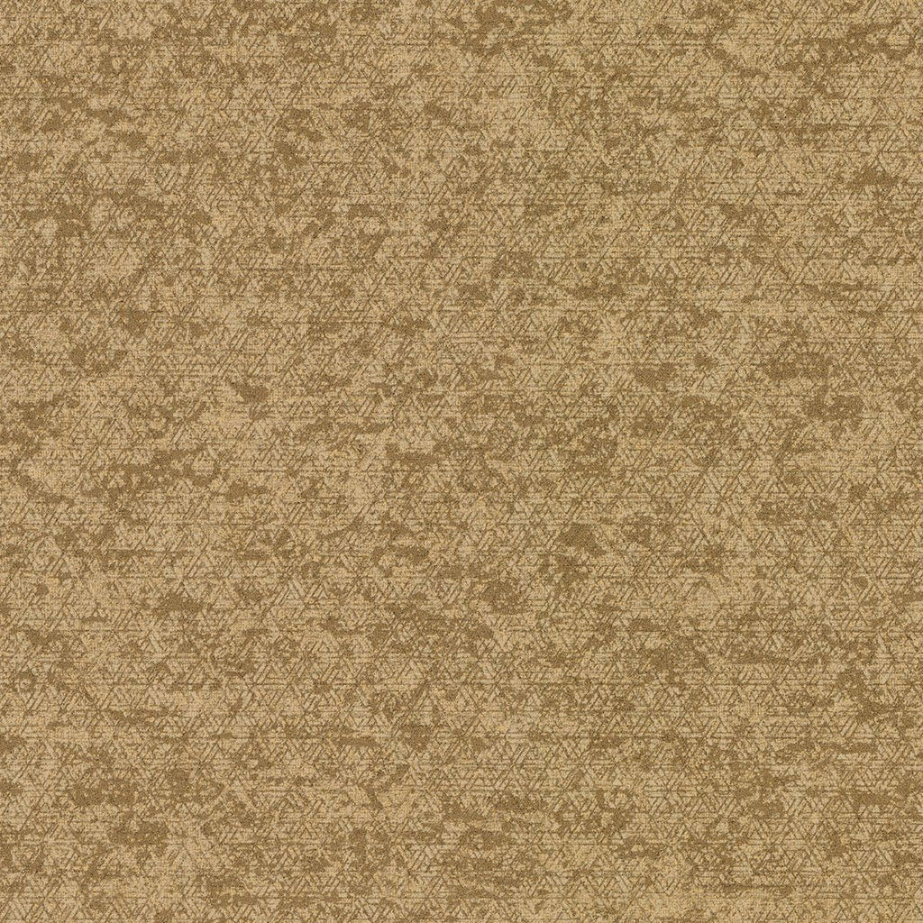Sample Cosmic Geometric Wallpaper in Gold from the Polished Collection by Brewster Home Fashions