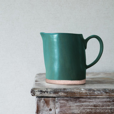 Organic Courgette Jug by BD Edition I