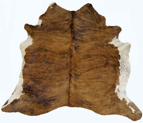 Brindle Cowhide Rug design by BD Hides