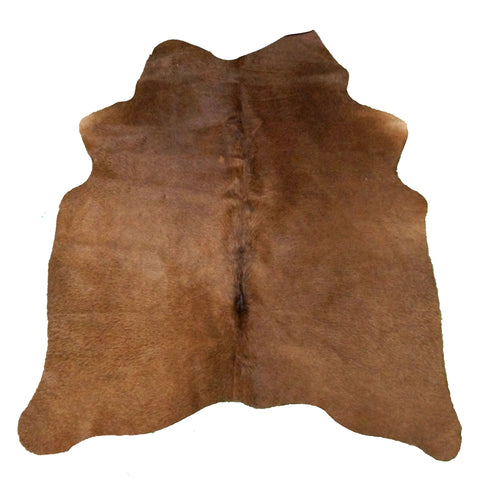 Brown Cowhide Rug design by BD Hides