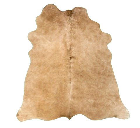 Light Tan Cowhide Rug design by BD Hides