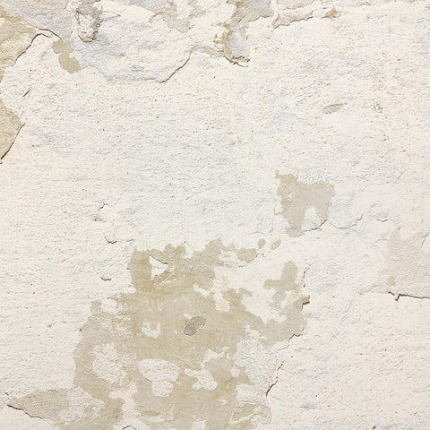 Cracked Plaster Wallpaper in Grey and Beige from the Precious Elements Collection by Burke Decor